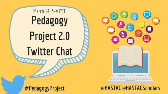 HASTAC Pedagogy Project 2.0 Twitter Chat