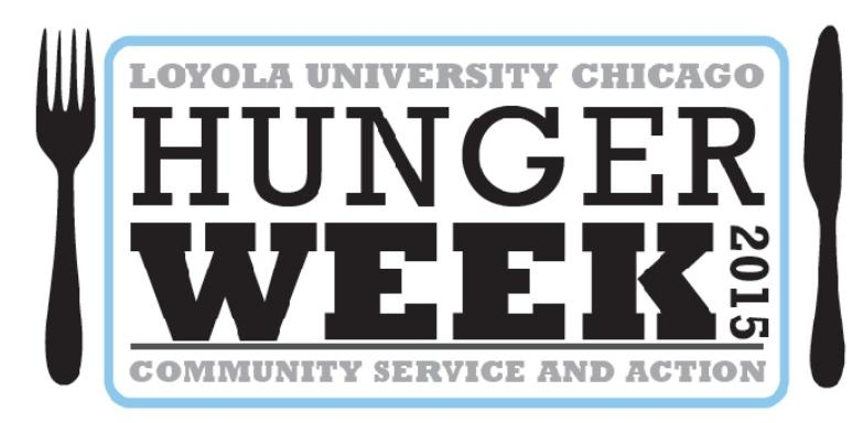 Hunger Week: November 2-8